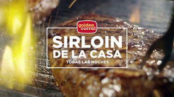 Golden Corral Festival de Alitas TV Spot, 'Sirloin de la casa' [Spanish]
