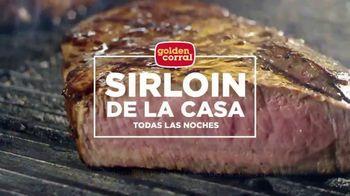 Golden Corral Festival de Alitas TV Spot, 'Sirloin de la casa' [Spanish] - Thumbnail 2