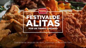 Golden Corral Festival de Alitas TV Spot, 'Sirloin de la casa' [Spanish] - Thumbnail 4
