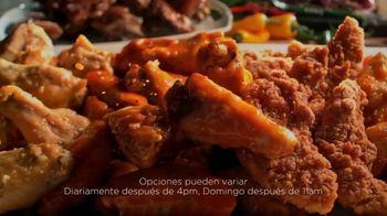 Golden Corral Festival de Alitas TV Spot, 'Sirloin de la casa' [Spanish] - Thumbnail 5