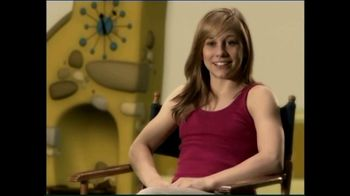 U.S. Department of Health and Human Services TV Spot, 'Be a Player' Featuring Shawn Johnson