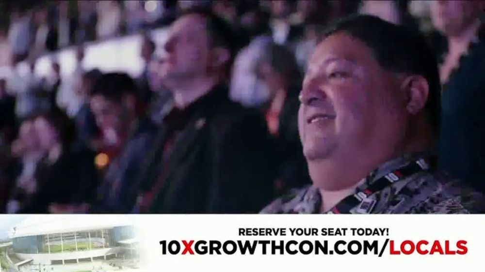 2019 10X Growth Conference TV Commercial, 'Largest Gathering' - Video