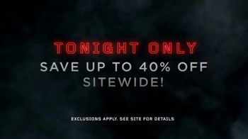 WWE Shop TV Spot, 'Road to Glory: 40% Off' Song by American Gentlemen - Thumbnail 9
