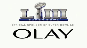 Olay Super Bowl 2019 Teaser, 'The Big Game Just Got More Glam'