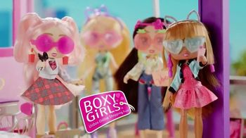 Boxy Girls Season 2 TV Spot, 'Fashion Surprises'