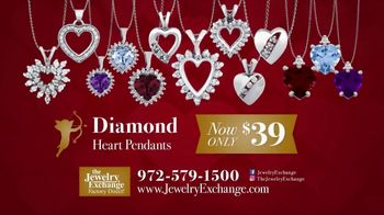 Jewelry Exchange TV Spot, 'Be My Valentine 2019: Diamond Hearts'