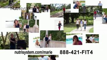 Nutrisystem FreshStart TV Spot, 'Long Term Solution: Free Shakes' Featuring Marie Osmond - Thumbnail 10