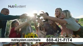 Nutrisystem FreshStart TV Spot, 'Long Term Solution: Free Shakes' Featuring Marie Osmond - Thumbnail 4