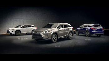 Lexus RX TV Spot, 'Emily' [T2] - Thumbnail 5