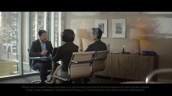 Creative Planning TV Spot, 'Wealth Management, Tailor-Made for You' - Thumbnail 8