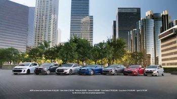 Chevrolet TV Spot, 'Seven Great Cars' [T2]