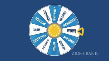 Zions Bank TV Spot, 'Spin the Wheel'