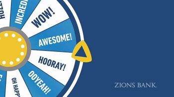 Zions Bank TV Spot, 'Spin the Wheel' - Thumbnail 4