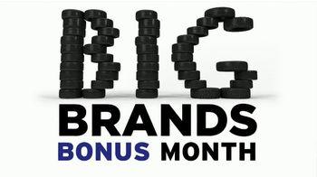 National Tire & Battery Big Brands Bonus Month TV Spot, 'Michelin Tire Rebate' - Thumbnail 3