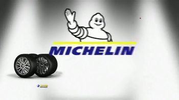 National Tire & Battery Big Brands Bonus Month TV Spot, 'Michelin Tire Rebate' - Thumbnail 4