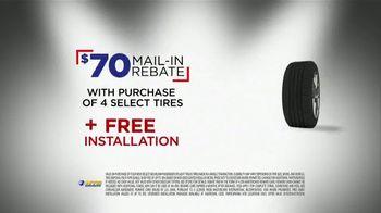 National Tire & Battery Big Brands Bonus Month TV Spot, 'Michelin Tire Rebate' - Thumbnail 6