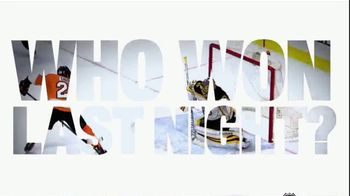 NHL Official App TV Spot, 'Questions Answered' - Thumbnail 1