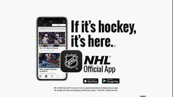 NHL Official App TV Spot, 'Questions Answered' - Thumbnail 7