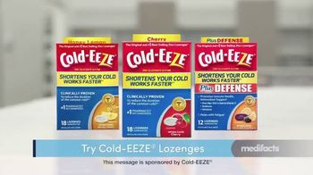 Cold EEZE TV Spot, 'Shorten Your Cold' - Thumbnail 9
