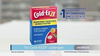 Cold EEZE TV Spot, 'Shorten Your Cold' - Thumbnail 4