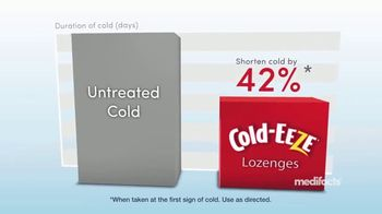Cold EEZE TV Spot, 'Shorten Your Cold' - Thumbnail 5