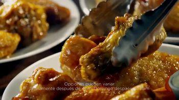 Golden Corral Festival de Alitas TV Spot, 'Algo para todos' [Spanish] - Thumbnail 5