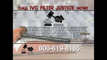 IVC Filter Justice TV Spot, 'Complications' - Thumbnail 7