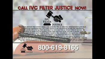 IVC Filter Justice TV Spot, 'Complications' - Thumbnail 6