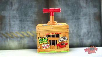 Crate Creatures Surprise! KaBOOM Box TV Spot, 'All Mixed Up' - Thumbnail 1