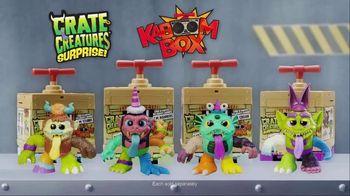 Crate Creatures Surprise! KaBOOM Box TV Spot, 'All Mixed Up' - Thumbnail 10