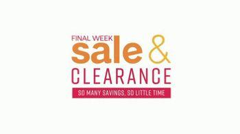 Ashley HomeStore Final Sale & Clearance TV Spot, 'Platform Bed' - Thumbnail 3