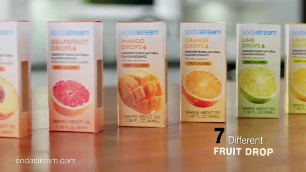 Sodastream Tv Commercial Make Water Exciting Ispot Tv