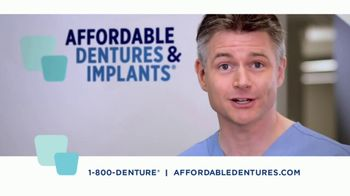 Affordable Dentures TV Spot, 'Life Changing' - Thumbnail 2