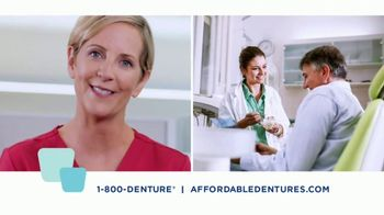 Affordable Dentures TV Spot, 'Life Changing' - Thumbnail 3