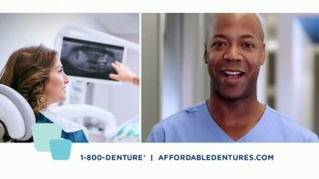 Affordable Dentures TV Spot, 'Life Changing'
