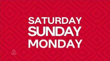 Ashley HomeStore TV Spot, 'Three Days Only' - Thumbnail 1