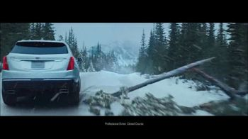 2019 Cadillac XT5 TV Spot, 'The Cadillac SUVs: Winter' [T2]