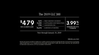 2019 Mercedes-Benz GLC TV Spot, 'Greatness' [T2] - Thumbnail 9