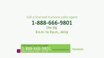 Humana Medicare Advantage Plan TV Spot, 'Peace of Mind' - Thumbnail 8