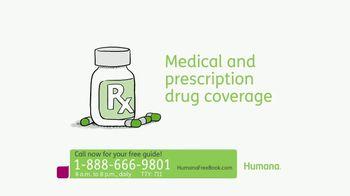 Humana Medicare Advantage Plan TV Spot, 'Peace of Mind' - Thumbnail 5