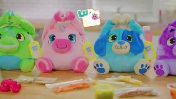 Lunch Pets TV Spot, 'Lunch Box and Cute Plush Combo' - Thumbnail 1