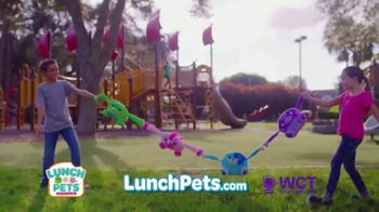 Lunch Pets TV Spot, 'Lunch Box and Cute Plush Combo' - Thumbnail 10