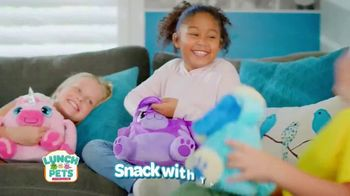 Lunch Pets TV Spot, 'Lunch Box and Cute Plush Combo' - Thumbnail 2