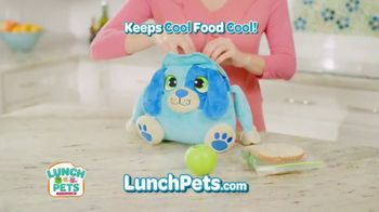 Lunch Pets TV Spot, 'Lunch Box and Cute Plush Combo' - Thumbnail 5