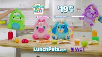 Lunch Pets TV Spot, 'Lunch Box and Cute Plush Combo' - Thumbnail 8