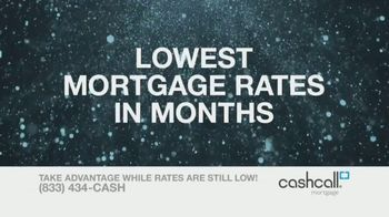Cashcall Mortgage TV Spot, 'Ring in the New Year'