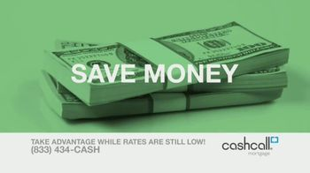 CashCall Mortgage TV Spot, 'Ring in the New Year' - Thumbnail 3