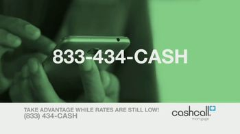 CashCall Mortgage TV Spot, 'Ring in the New Year' - Thumbnail 4
