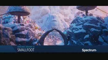Spectrum On Demand TV Spot, 'Smallfoot and First Man'
