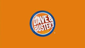 Dave and Buster's TV Spot, 'Half Price Games: Sunday-Thursday After 9 p.m.' - Thumbnail 1